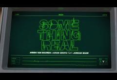 Armin van Buuren & Avian Grays feat. Jordan Shaw - Something Real | lyric video