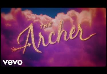 Taylor Swift - The Archer | lyric video