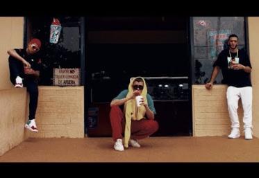 Bad Bunny x Omy De Oro x Shootter Ledo - Subimos De Rango   videoclip