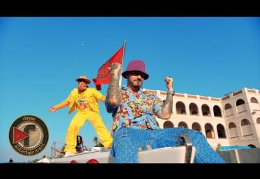 J Balvin x Bad Bunny - Yo Le Llego   videoclip