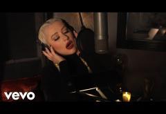 Christina Aguilera - Haunted Heart | lyric video