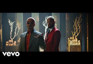 Maluma feat. J Balvin - Qué Pena | videoclip