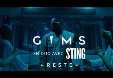 Gims & Sting - Reste | videoclip