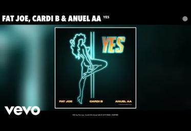 Fat Joe, Cardi B, Anuel AA - Yes | videoclip