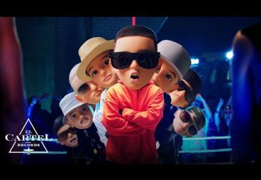 Daddy Yankee - Que Tire Pa´ ´Lante   videoclip