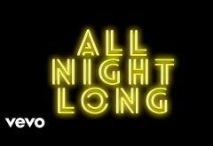 Jonas Blue, RetroVision - All Night Long | piesă nouă