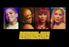 Anitta, Lexa, Luisa Sonza feat MC Rebecca - Combatchy | videoclip