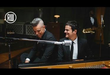 Robbie Williams ft. Jamie Cullum-  Merry Xmas Everybody