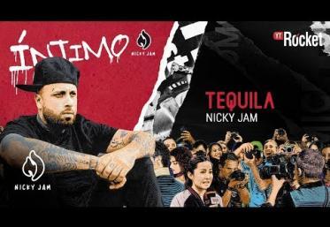 Nicky Jam - Tequila | lyric video