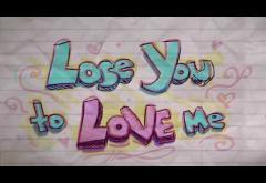 Selena Gomez - Lose You To Love Me  lyric video