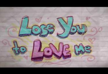 Selena Gomez - Lose You To Love Me| lyric video