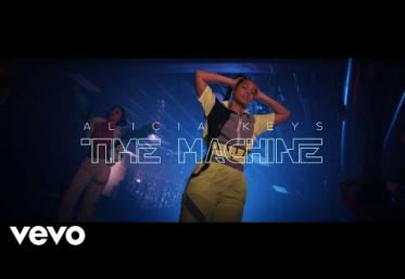 Alicia Keys - Time Machine | videoclip