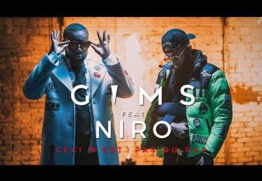 Gims feat. Niro - Ceci n´est pas du rap | videoclip