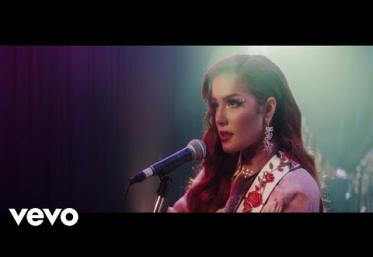 Halsey - Finally / Beautiful Stranger | videoclip