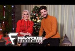 Edward Sanda & Amna - Primul Crăciun lângă tine | videoclip