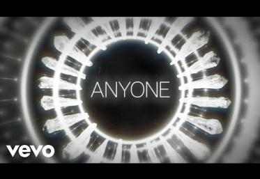 Demi Lovato - Anyone | lyric video