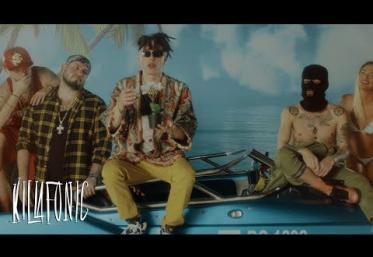 Killa Fonic - Miami Bici | videoclip