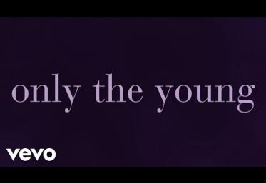Taylor Swift - Only The Young | lyric video