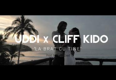 Uddi x Cliff Kido - La braț cu tine | videoclip