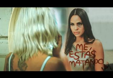 Natti Natasha - Me Estás Matando | videoclip