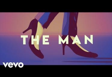 Taylor Swift - The Man | lyric video