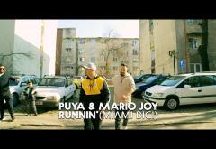 Puya & Mario Joy - Runnin´ (Miami Bici) | videoclip