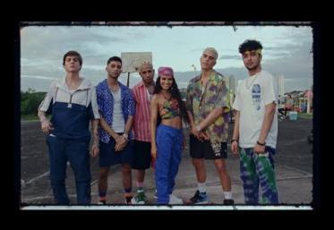 CNCO & Natti Natasha - Honey Boo | videoclip