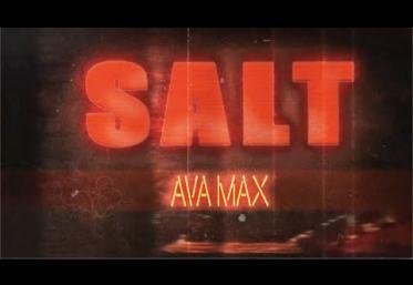 Ava Max - Salt | lyric video