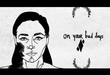 Eneli - Bad Days | lyric video