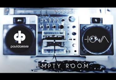 Paul Damixie feat. Iova - Empty Room | lyric video