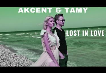 Akcent feat. Tamy - Lost in Love | videoclip