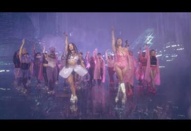 Lady Gaga, Ariana Grande - Rain On Me | videoclip