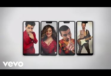 Jonas Brothers ft. Karol G - X | videoclip