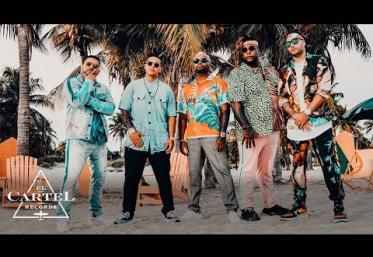 Daddy Yankee, Play-N-Skillz, Zion & Lennox - Bésame | videoclip