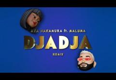 Aya Nakamura feat. Maluma - Djadja (Remix) | lyric video