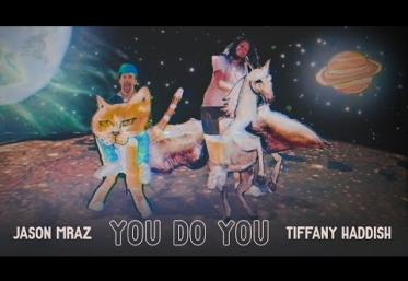 Jason Mraz feat. Tiffany Haddish - You Do You | videoclip