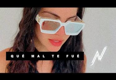 Natti Natasha - Que Mal Te Fue | videoclip
