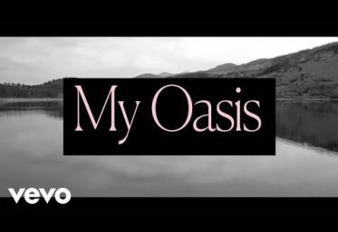Sam Smith feat Burna Boy - My Oasis | lyric video