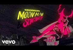 Kid Cudi ft. Eminem- The Adventures Of Moon Man & Slim Shady  | Lyric Video