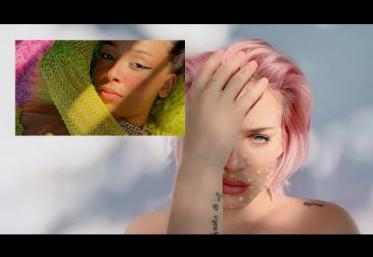 Anne-Marie feat. Doja Cat - To Be Young | videoclip