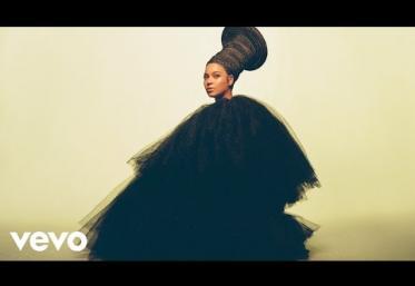 Beyoncé, Blue Ivy, SAINt JHN, WizKid - Brown Skin Girl   videoclip