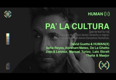 David Guetta ft. Human(X), Sofia Reyes, Thalia & Various Artists - Pa´ la cultura | piesă nouă