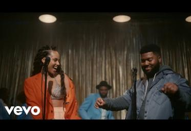 Alicia Keys feat. Khalid - So Done | videoclip