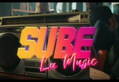 De La Ghetto, Nicky Jam - Sube La Music | videoclip