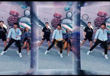 Zara Larsson - Love Me Land (Tik Tok Dance  | videoclip