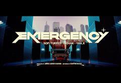 Sofi Tukker & Novak & YAX.X - Emergency   videoclip