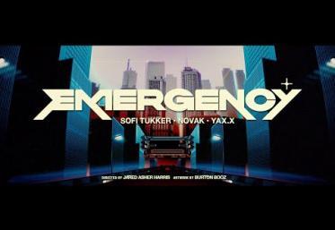 Sofi Tukker & Novak & YAX.X - Emergency | videoclip