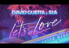 David Guetta & Sia - Let's Love | lyric video