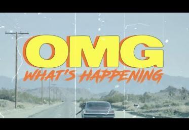 Ava Max - OMG What´s Happening | lyric video