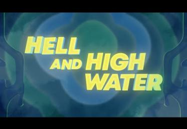 Major Lazer feat. Alessia Cara - Hell and High Water | lyric video